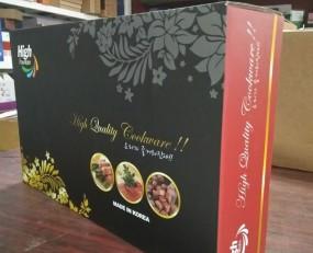 食物包装盒